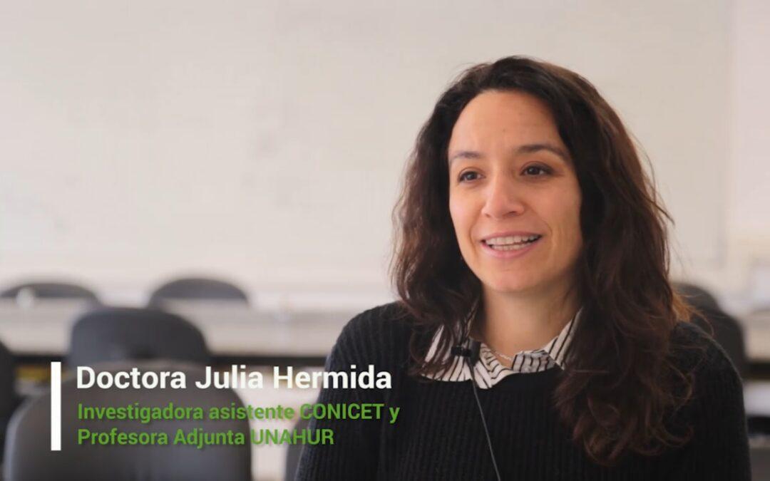 Investigación Sub 40 – Julia Hermida