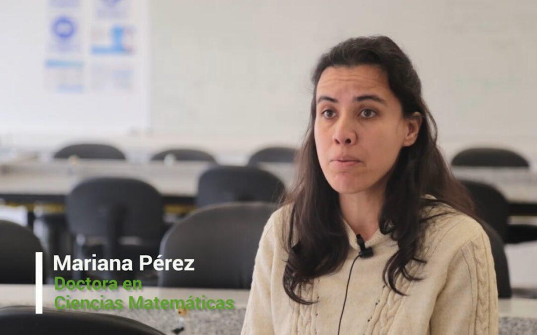 Investigación sub 40 – Mariana Pérez