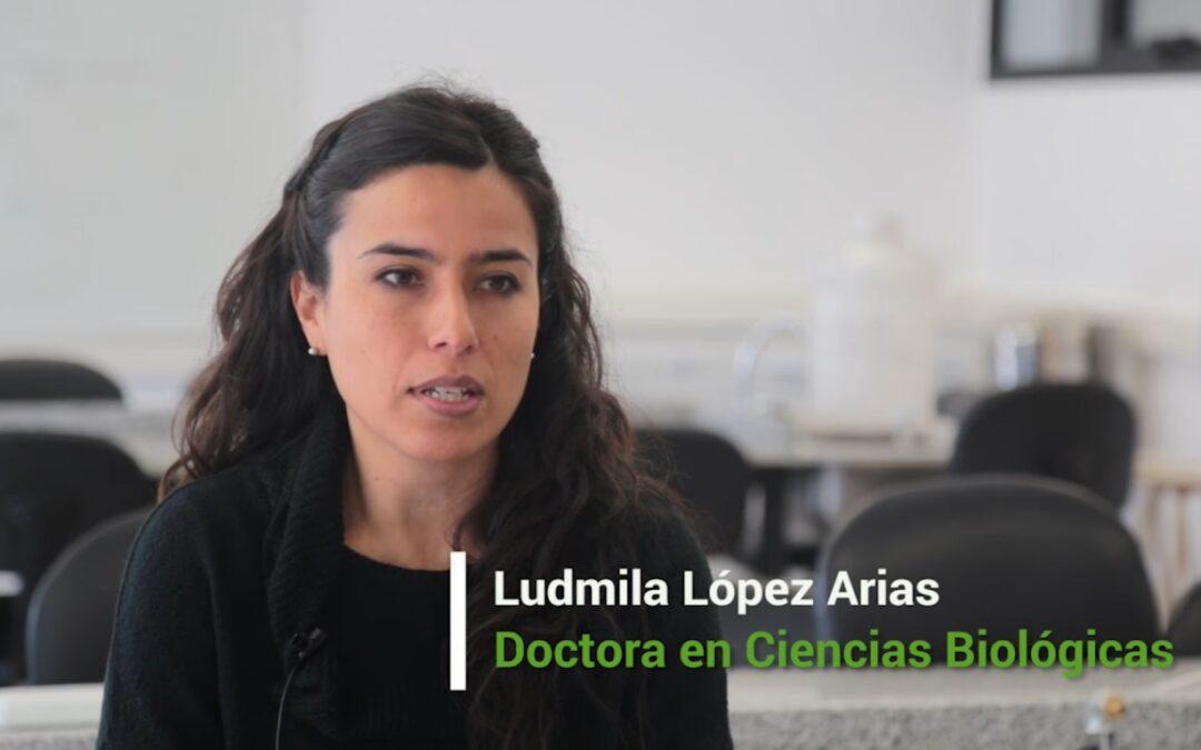 Investigación sub 40 – Ludmila López Arias